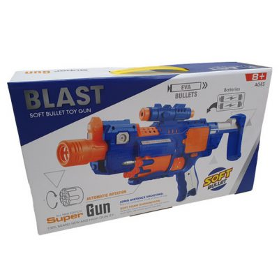 تفنگ بازی مدل Blast Super Gun