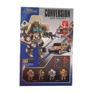 Conversion 899-1 021