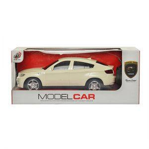 Model Car 1-18 BMW White 021